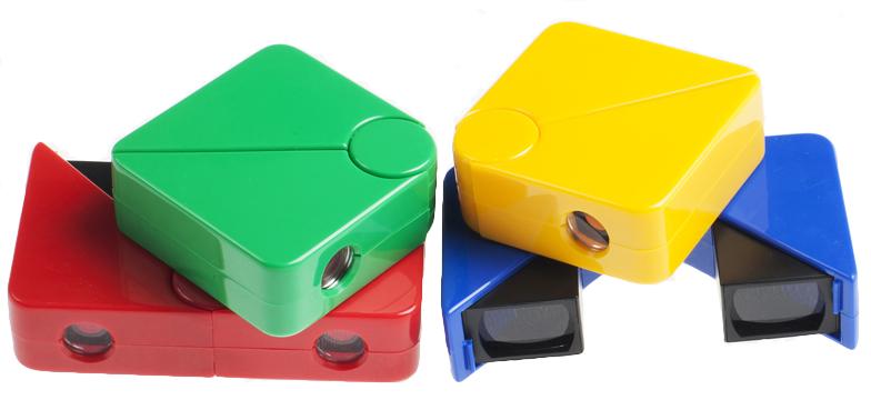 foldable binoculars